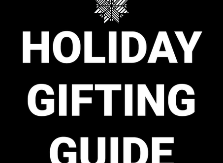 THE C+H HOLIDAY GIFTING GUIDE