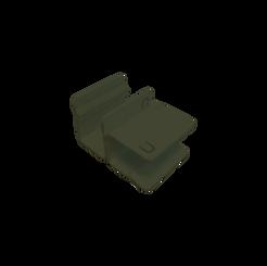 Umodu connector Ral 6003.png