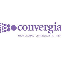Convergia logo_Your global technology pa