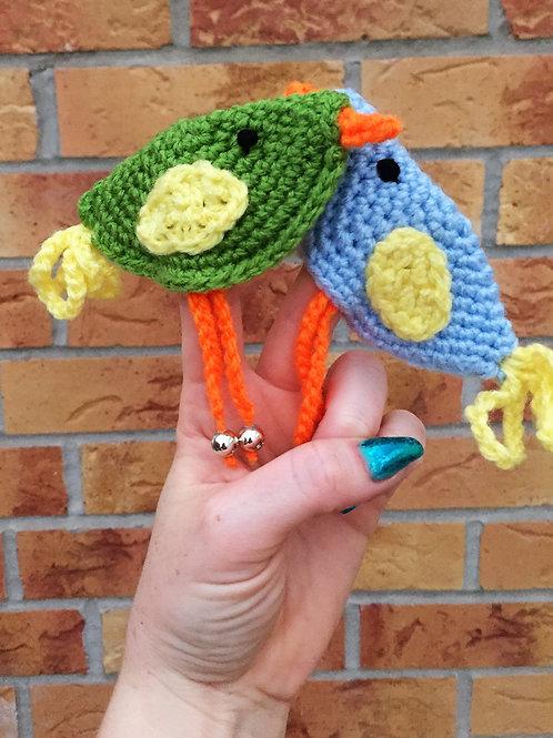 Two Little Birds Crochet Pattern