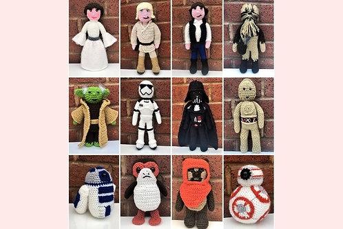 Star Wars Crochet Patterns - Unofficial