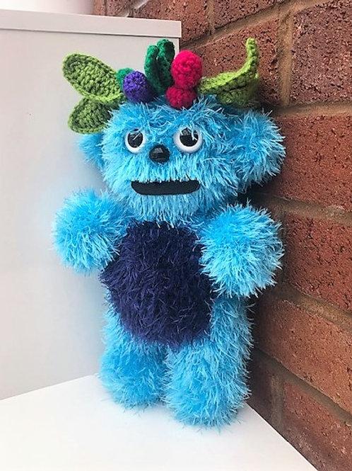 Beebo Legends of Tomorrow Crochet Pattern - Unofficial