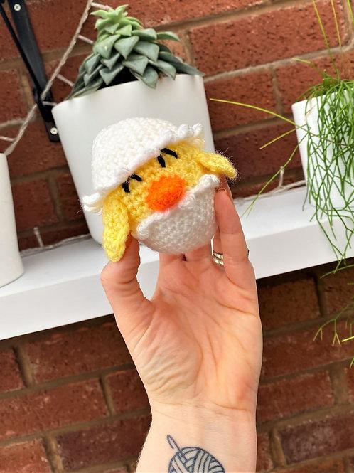 Easter Chickens Crochet Pattern