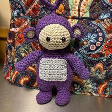 Teletubbies Crochet Dolls