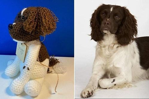 Custom Dog Plush