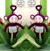 Teletubbie Crochet Doll