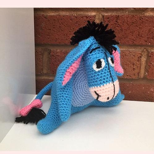 Eeyore Crochet Pattern - Unofficial