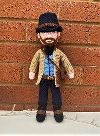Crochet Arthur Morgan