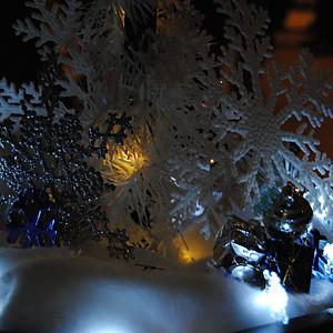 Gala de Noël - Floçons de Noël