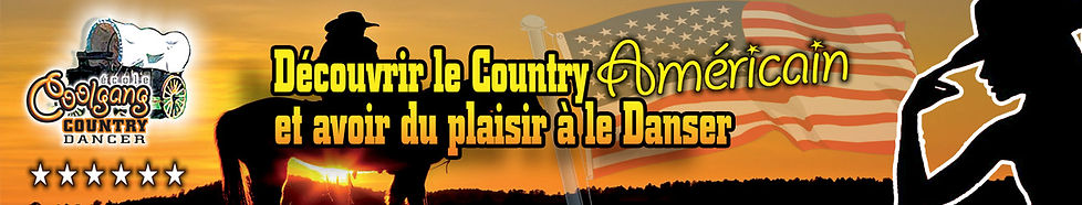 danse country, rive-nord, coolgang