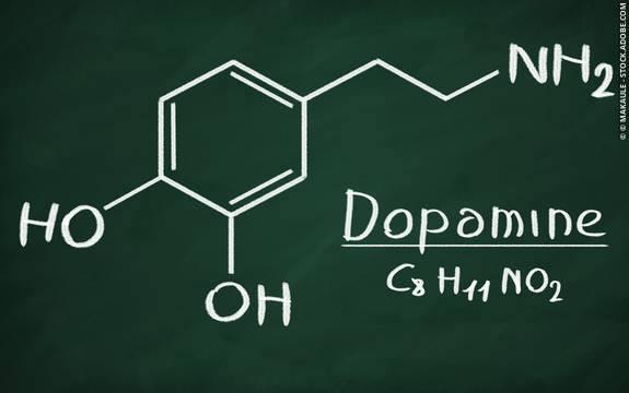 الدوبامين هرمون التحفيز
