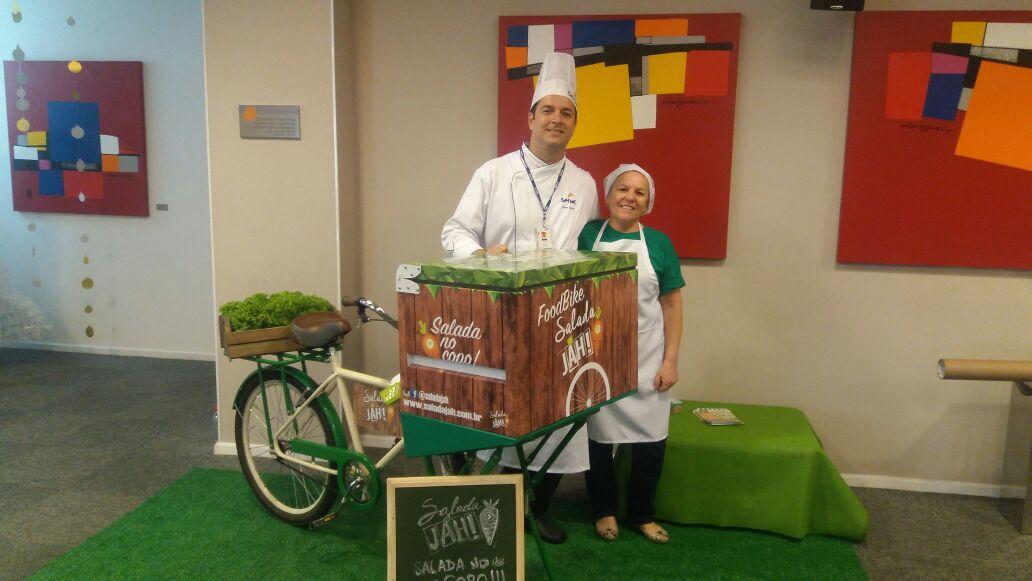 Food Bike saladas