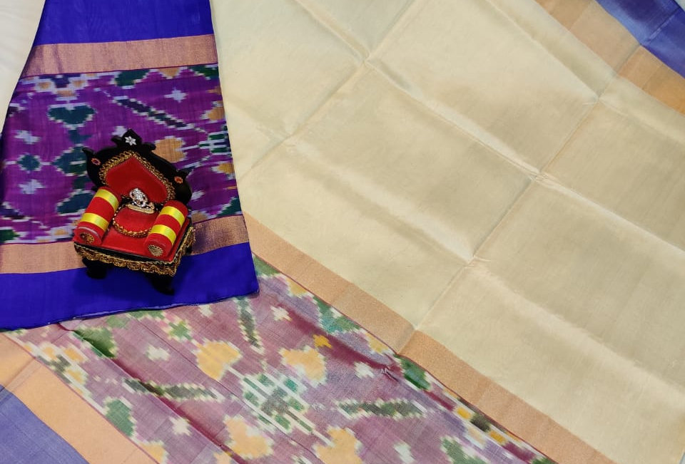 Big Pochampally Uppada saree