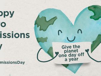 The Planet's Day Off: Happy ZeDay!