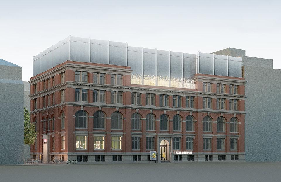 Wettbewerb Erneuerung Textilmuseum St. Gallen | Patrick Arnold Architekt ETH | Zürich