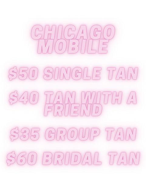 $45 Single Tan $35 Tan with a friend (2)