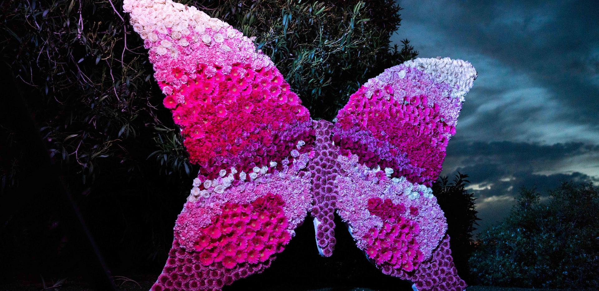 Luxury floral design