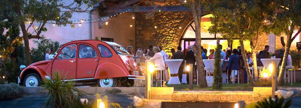 Destination wedding south of france