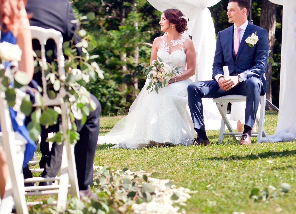Swiss wedding