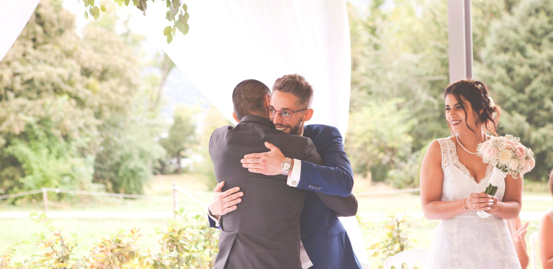 Swiss castle wedding