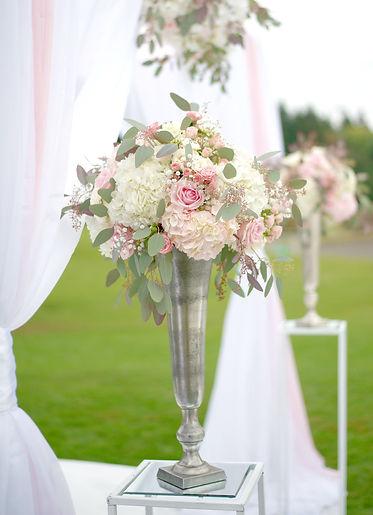 Wedding ceremony decor - Envies Déco