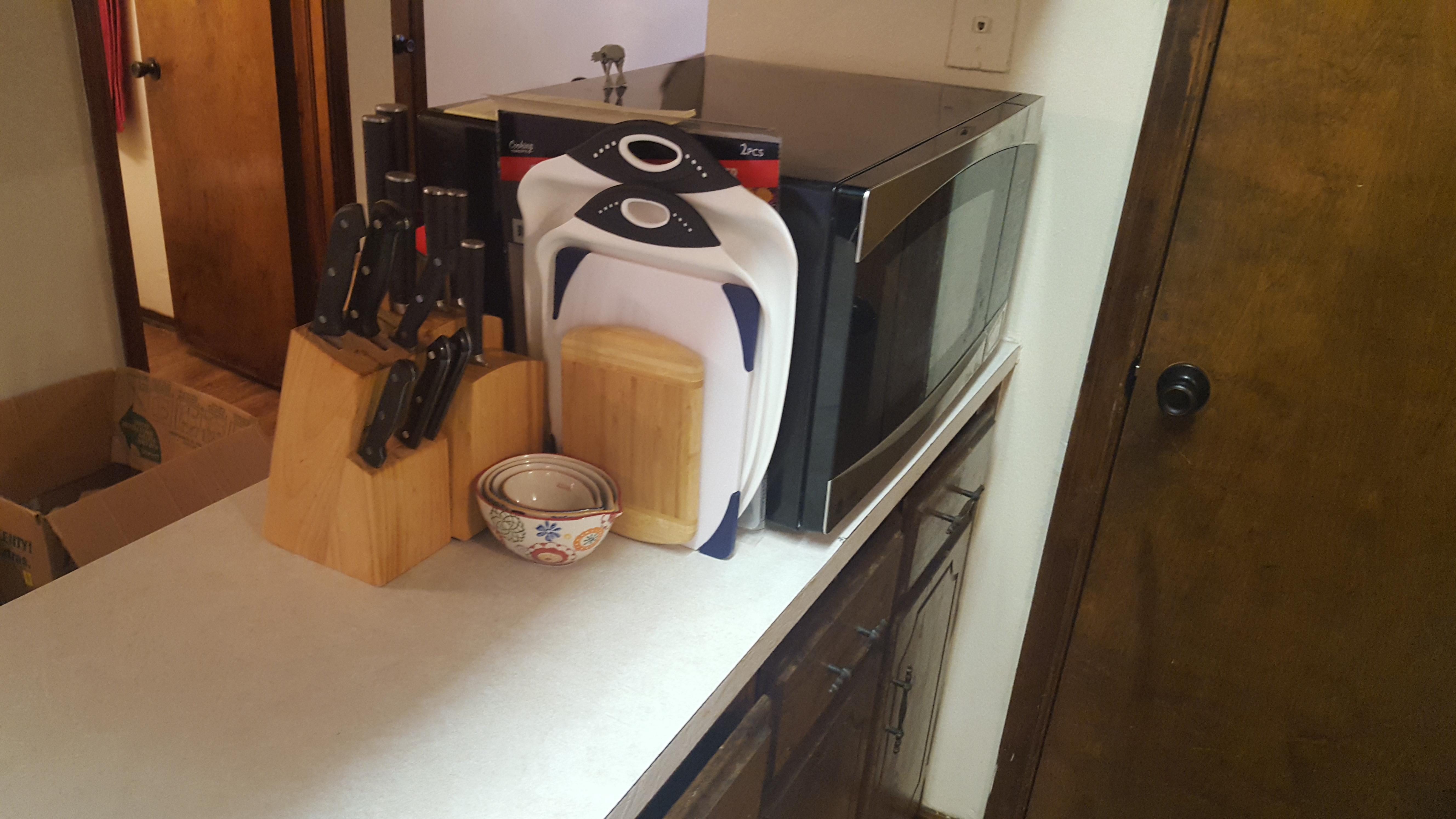Kitchen Unpack Better (1/3)
