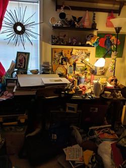 Studio Room Before (1/3)