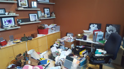 Home Office Before (2/2)