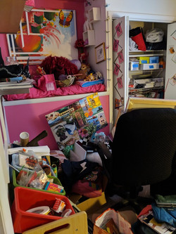 Studio Room Before (3/3)