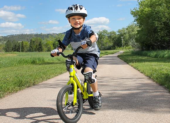 """Strider 14"""" Balance Bike w/ Pedal conversion kit"""