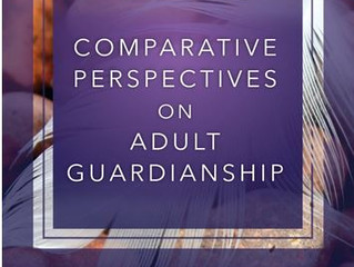 Excerpt From New Book on Adult Guardianship