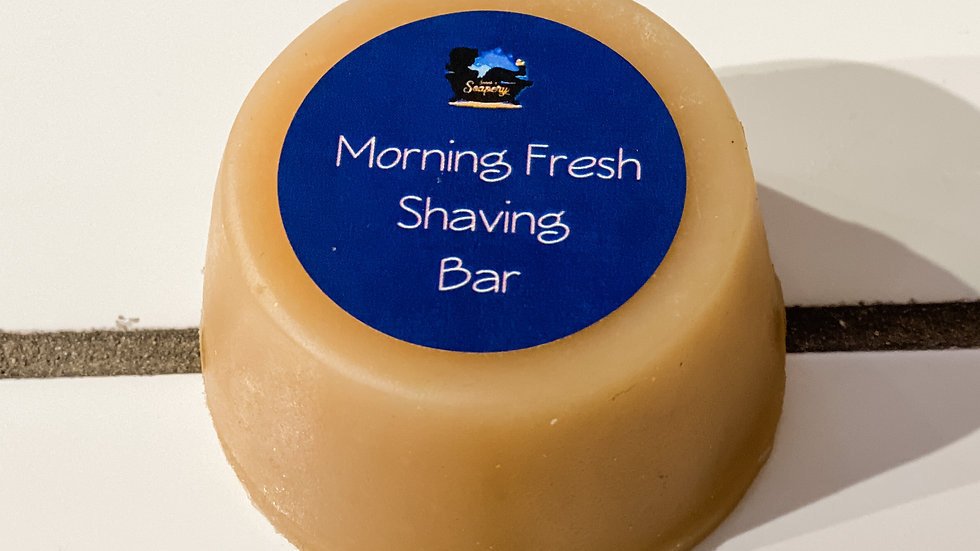 Morning Fresh Shaving Bar