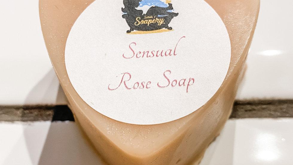 Sensual Rose Soap