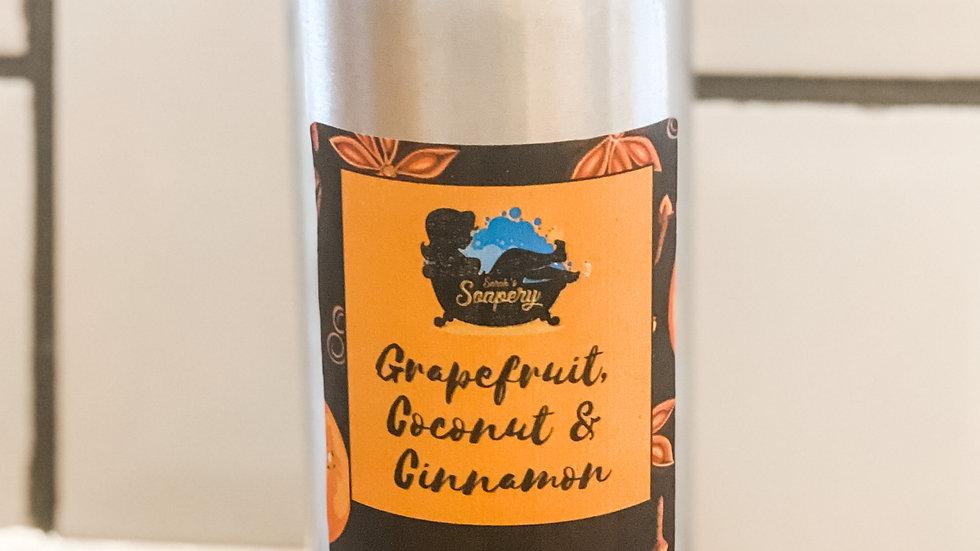 Grapefruit, Coconut & Cinnamon Soap
