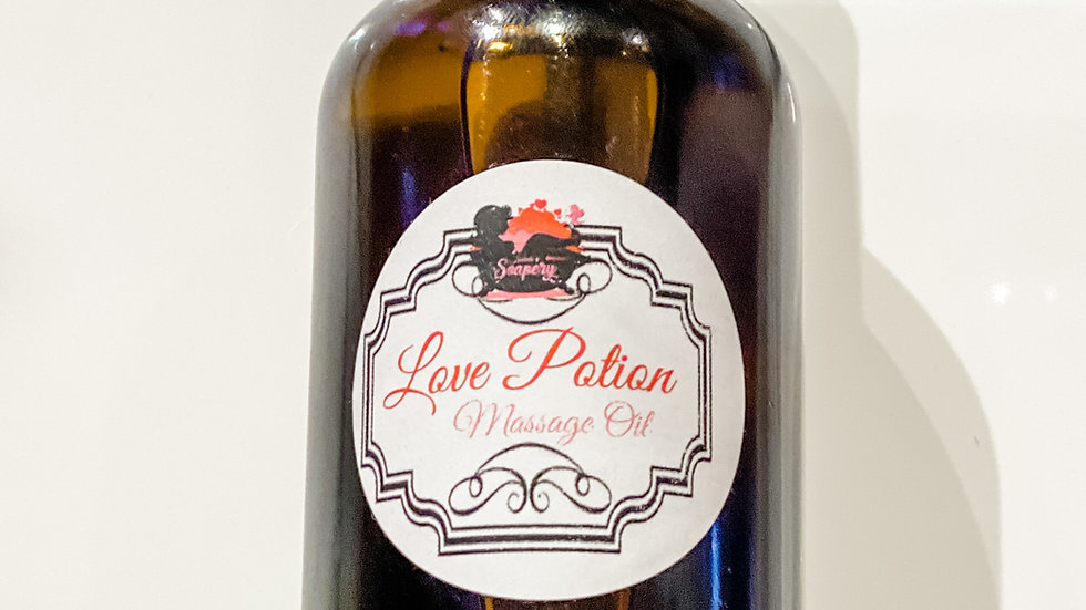 Love Potion Massage Oil