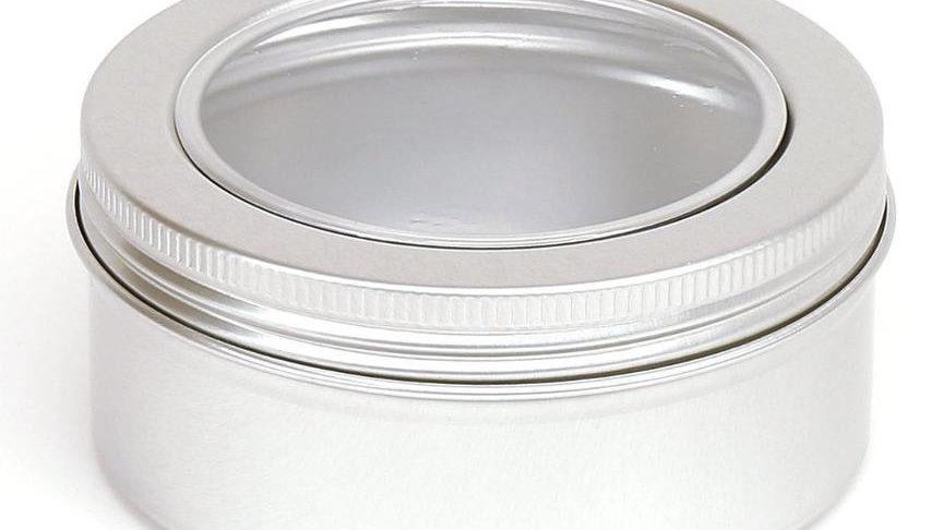 Mini round tin
