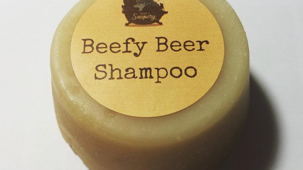 Beefy Beer Shampoo