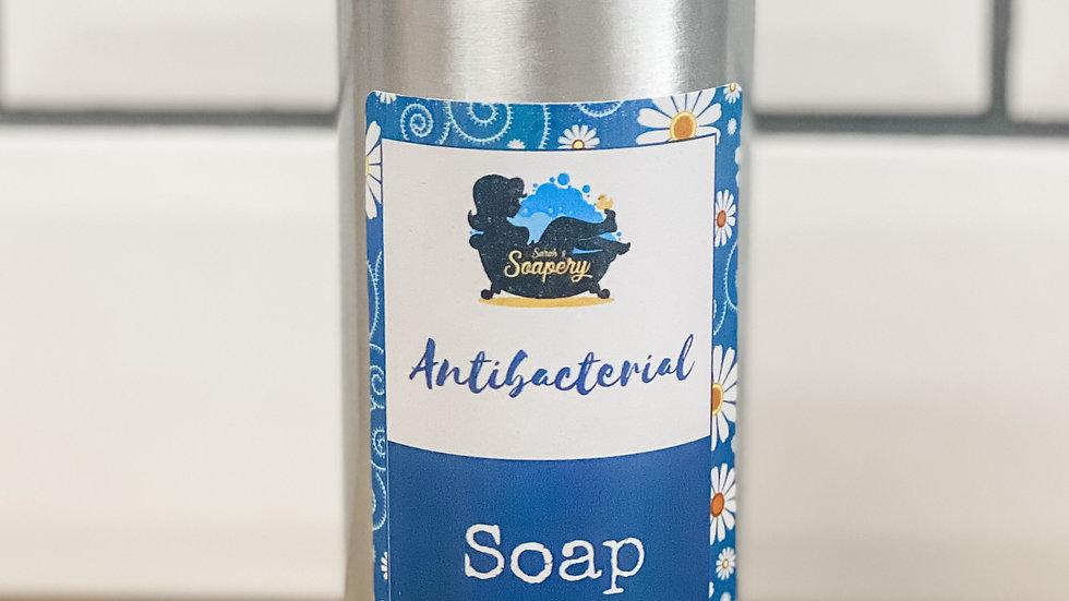 Liquid Antibacterial Hand Soap