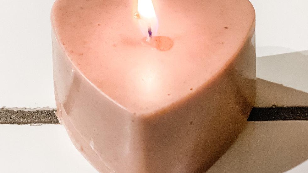 Sensual Rose Candle