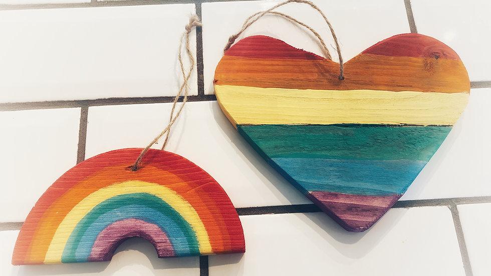 Charity Hope Rainbows