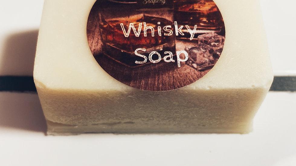 Whisky Soap