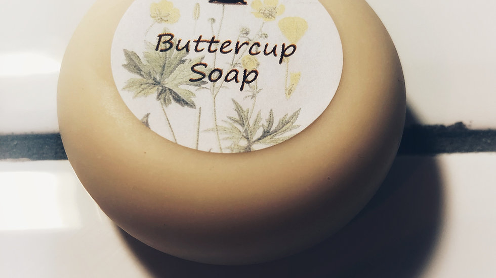 Buttercup Soap