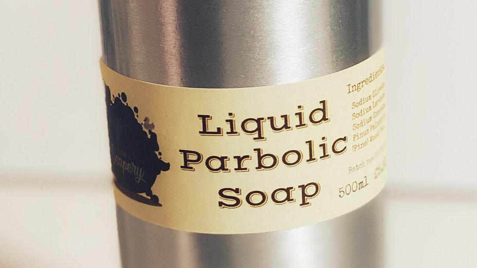 Liquid Parbolic Soap