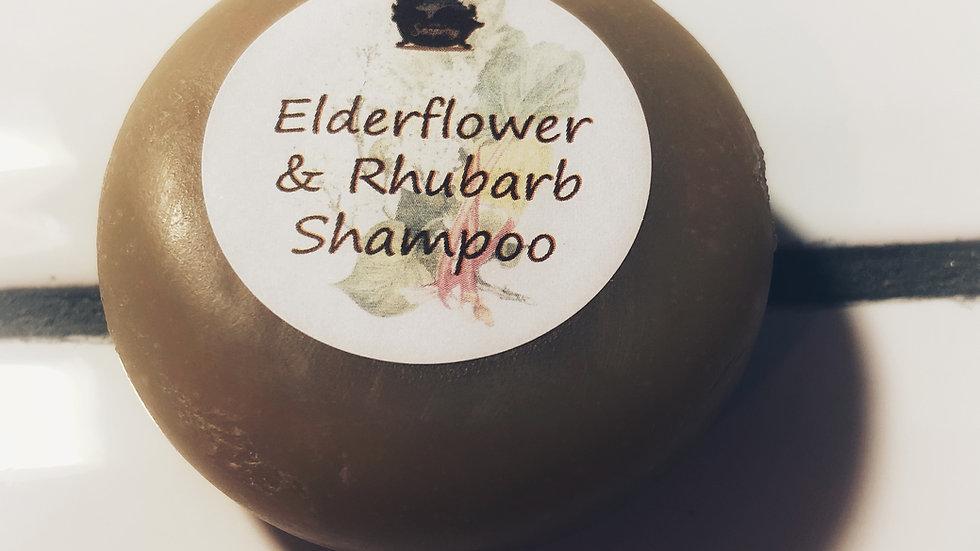 Elderflower & Rhubarb Shampoo