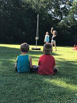 kids watching tetherball.jpg