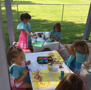 Art - To provide a variety of art media to encourage creative expression.