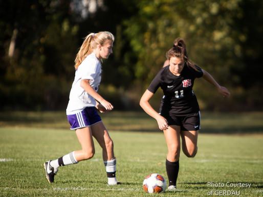 HNHS vs Leo Varsity and JV Girls Soccer
