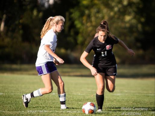 Huntington North beats Leo 4-1 in Ladies Soccer