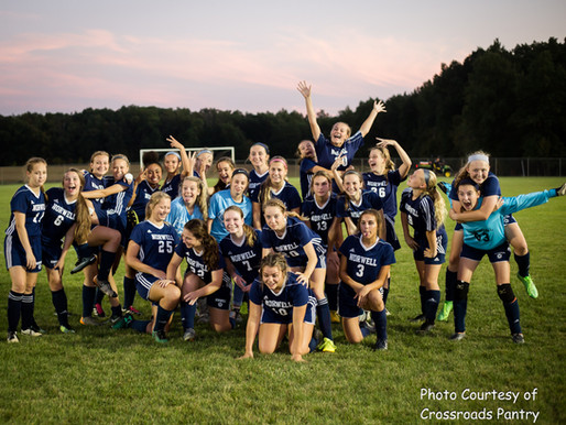 Norwell vs Heritage Ladies Varsity Soccer