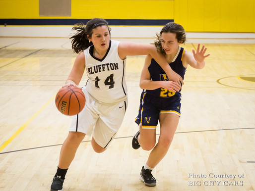 Riverview vs Bluffton 7th and 8th Grade Girls Basketball Video Clips